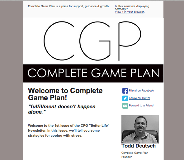CompleteGamePlan_EnjoyAHappyLife_EmailNewsletter.jpg