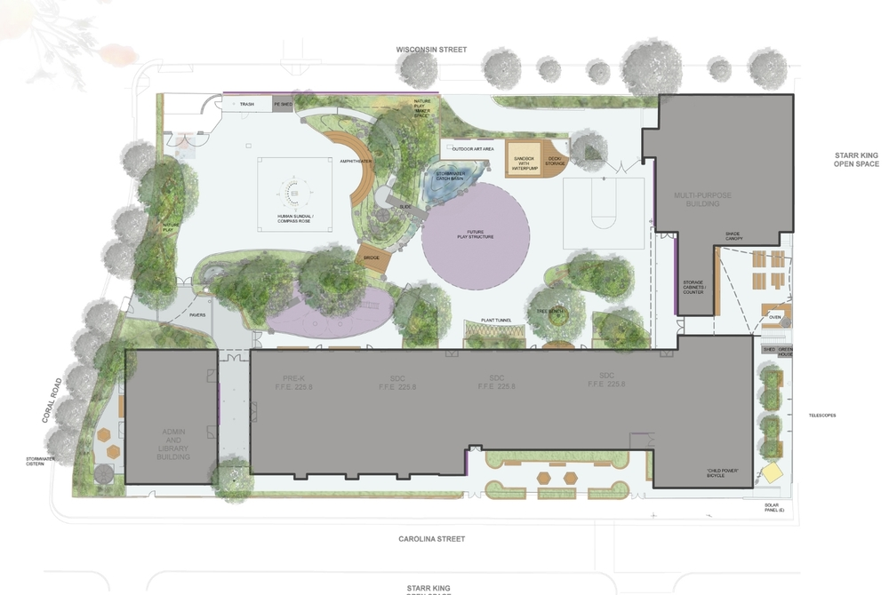 Starr King Elementary School Master Plan