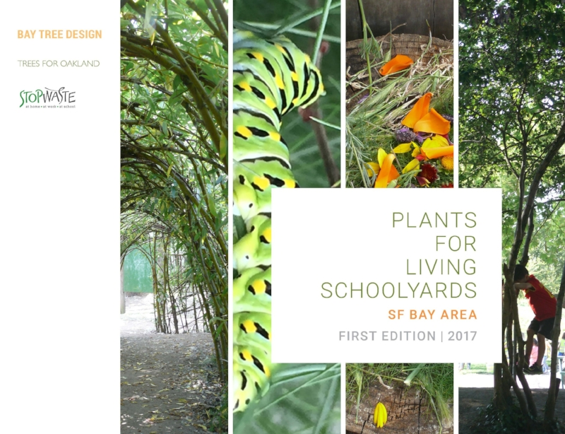 Plants for Living Schoolyards: SF Bay Area, First Edition 2017 Lisa Howard Principal