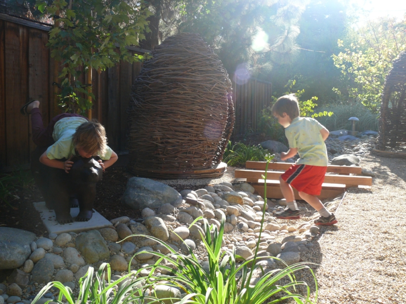Residential Children's Garden