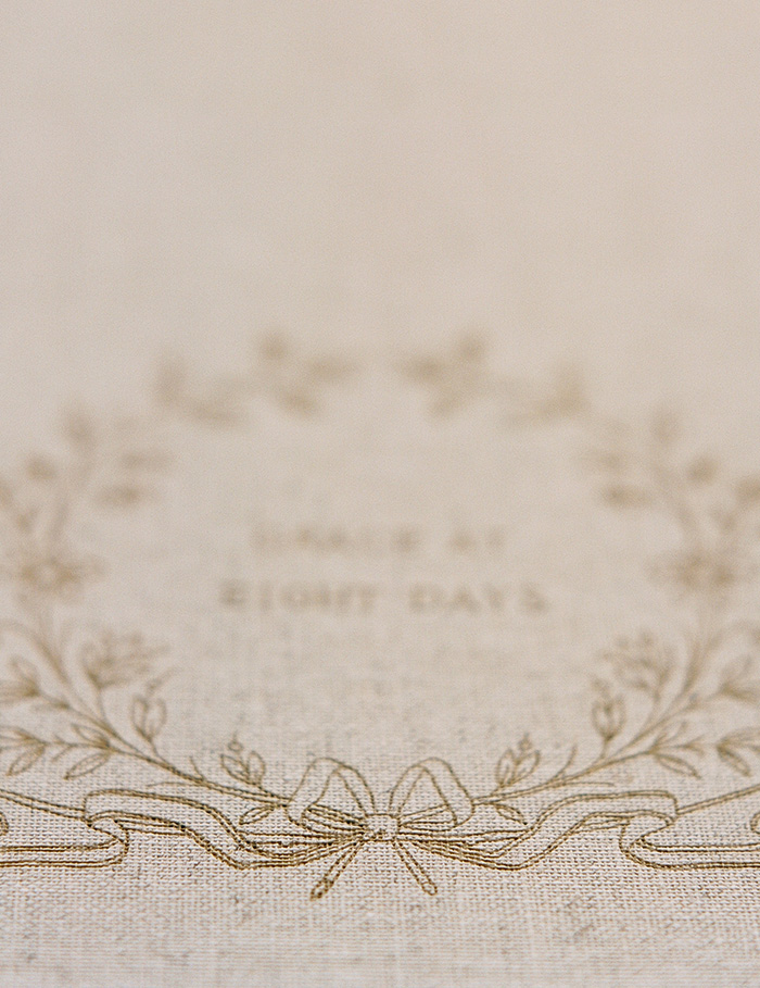 Personalised engraved album cover. Shot by Bentinmarcs on Kodak Portra 400 120 film on a Contax 645 film process and scanned by us.