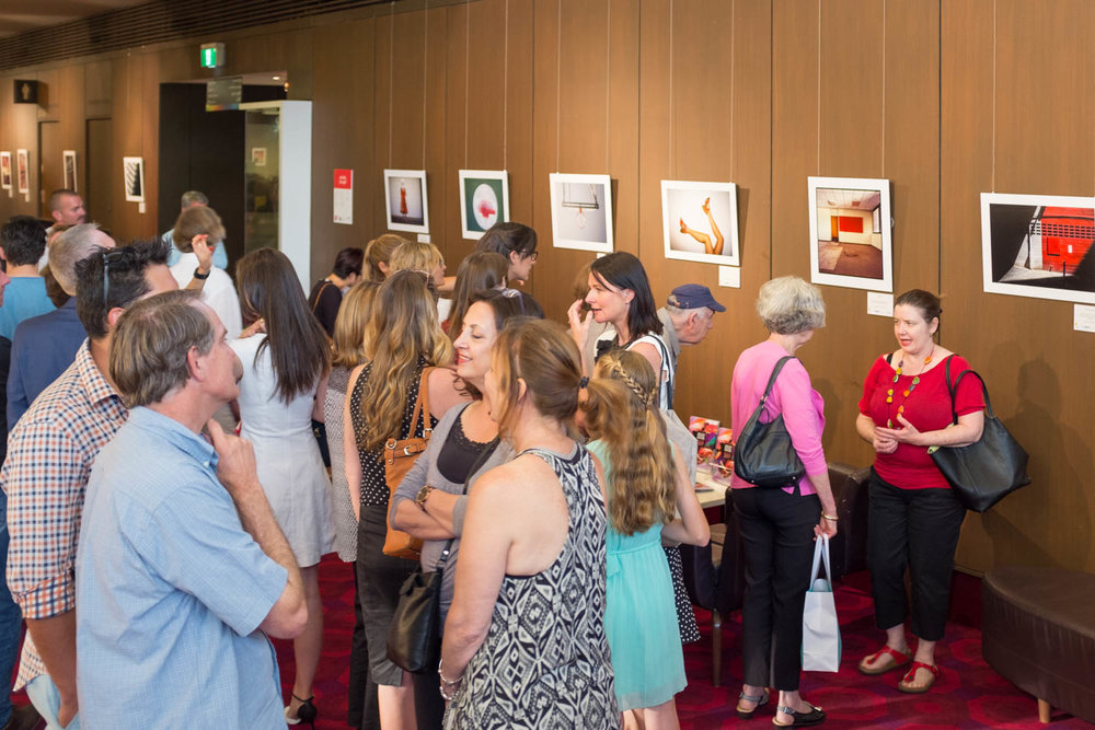 A great turnout for the opening of Red.jpg