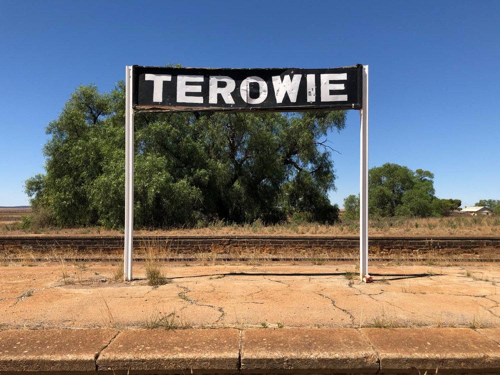 Terowie, where MacArthur gave his famous %22I shall return%22 speech.jpg