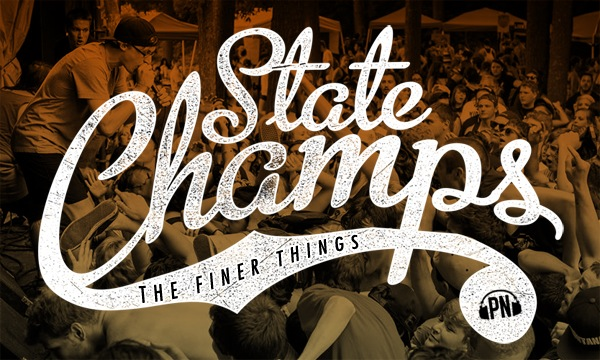"State Champs ""The Finer Things"" Flag"