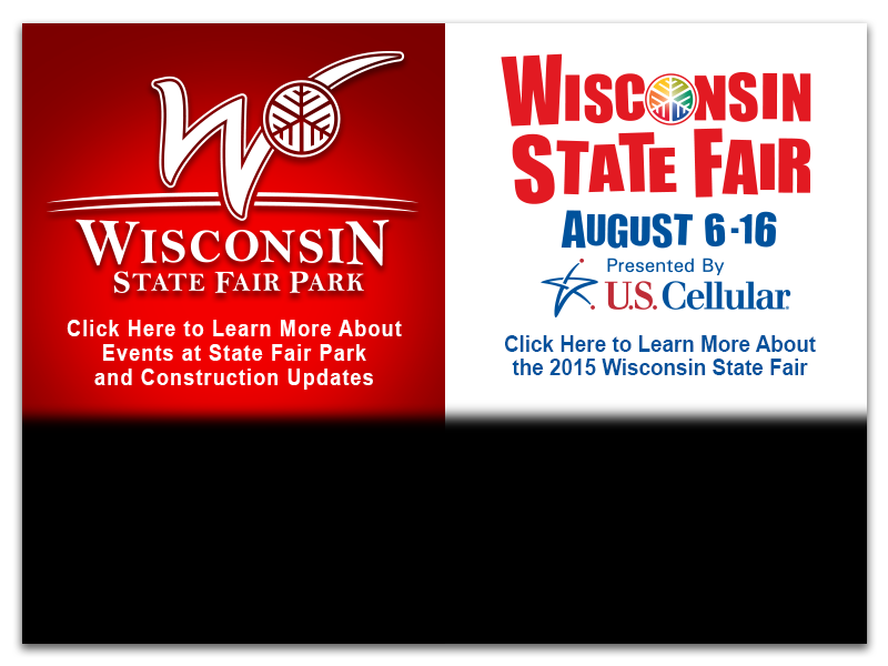 Wisconsin State Fair August 2015