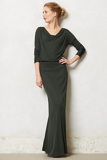Cavatina maxi dress. Anthropologie.