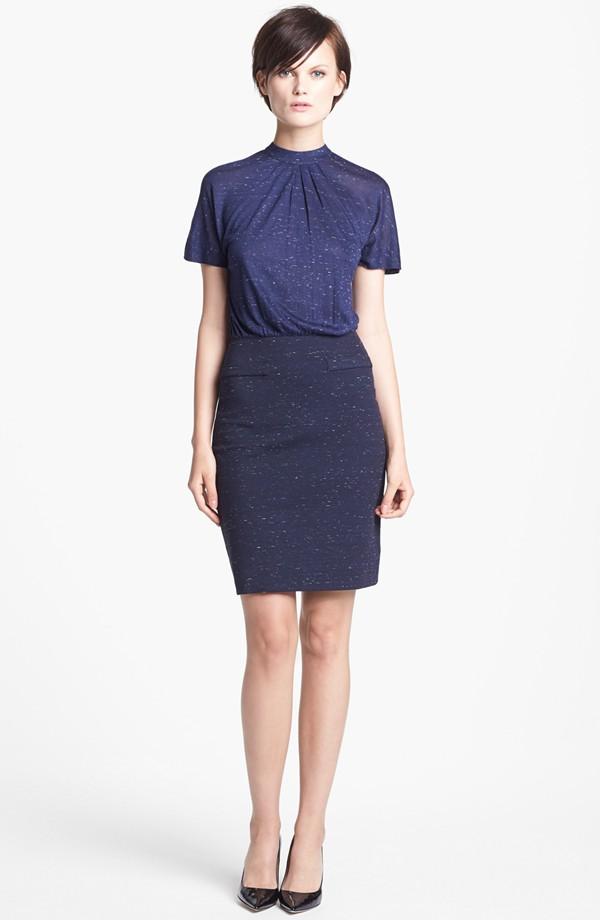 Marc by Marc Jacobs. Alicia melange ponte sheath dress. $348. Nordstrom.