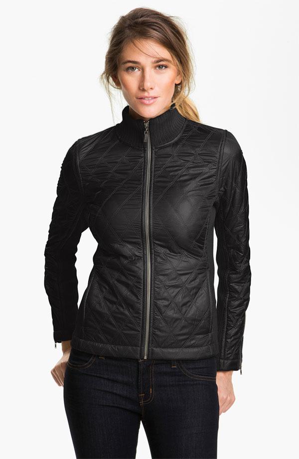 PrAna Diva water repellent jacket. $159. Nordstrom.