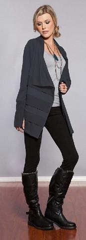 Eco Skin wells cardigan. $138. Radish Underground.com.