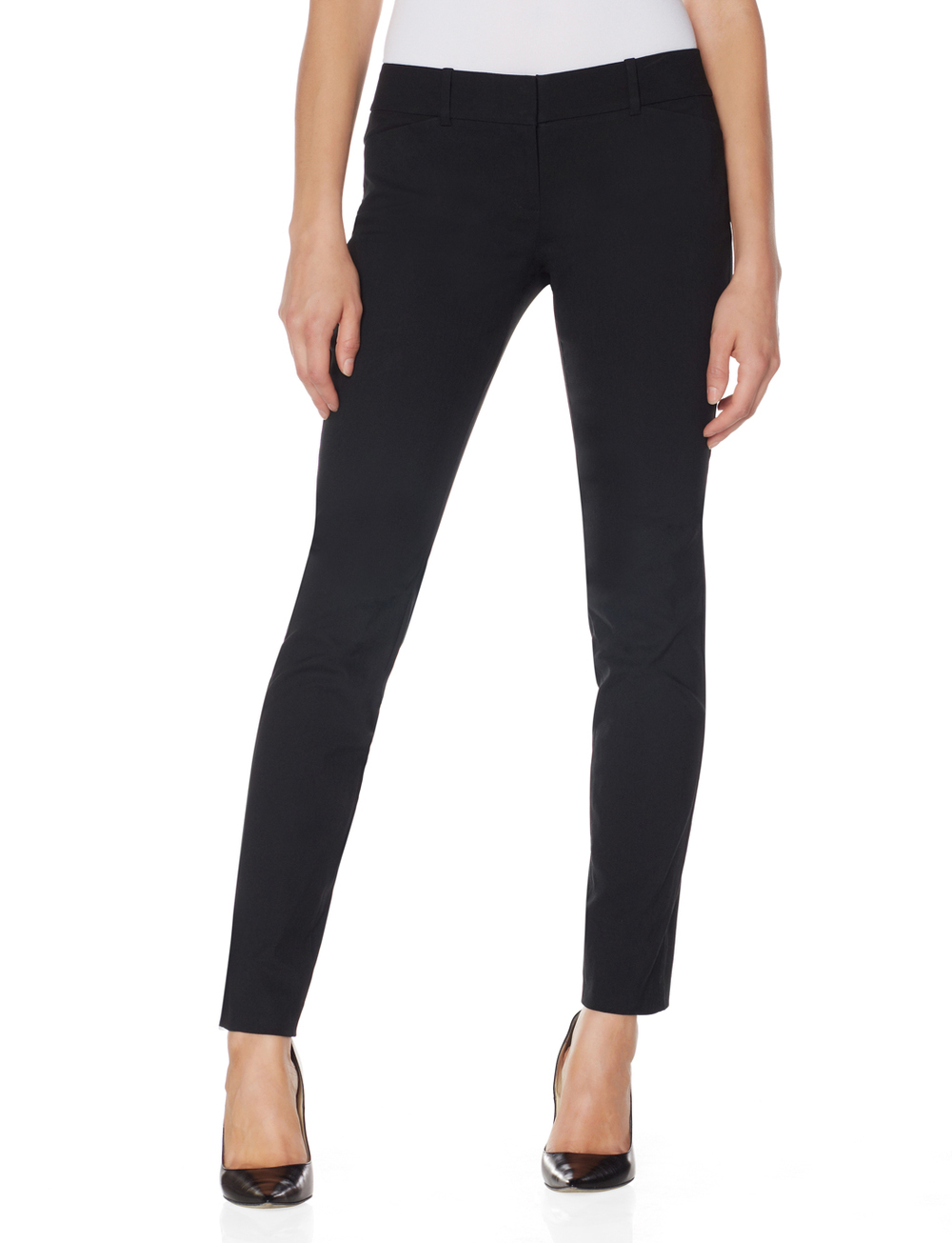 Exact stretch skinny pants. $69.90 The Limited.