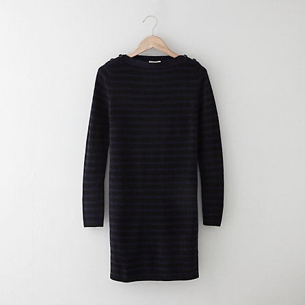 Crosby cashmere sweater dress. $320. Steven Alan.