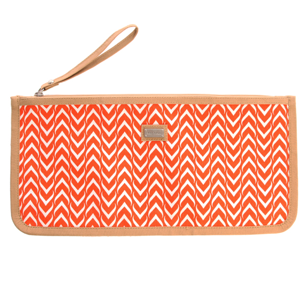 Wet bathing suit bag. $38. Ame and Lulu.