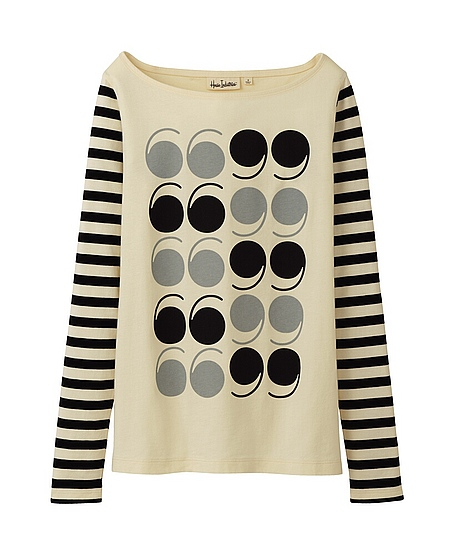 Women House Industries Graphic tee, $9.90. Uniqlo.