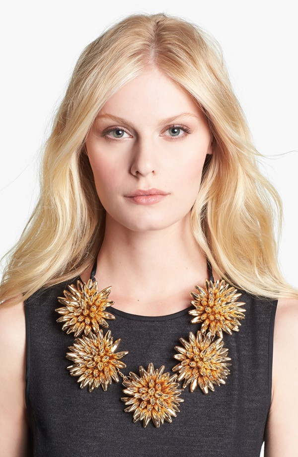 Sea urchin necklace. $48. Nordstrom.