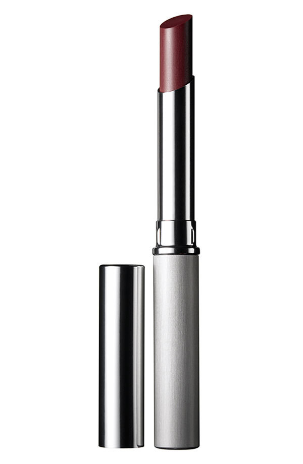 Clinique Almost lipstick black honey. $18. Nordstrom.