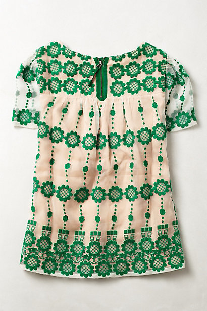 Evelina blouse. Anthropologie. $188.