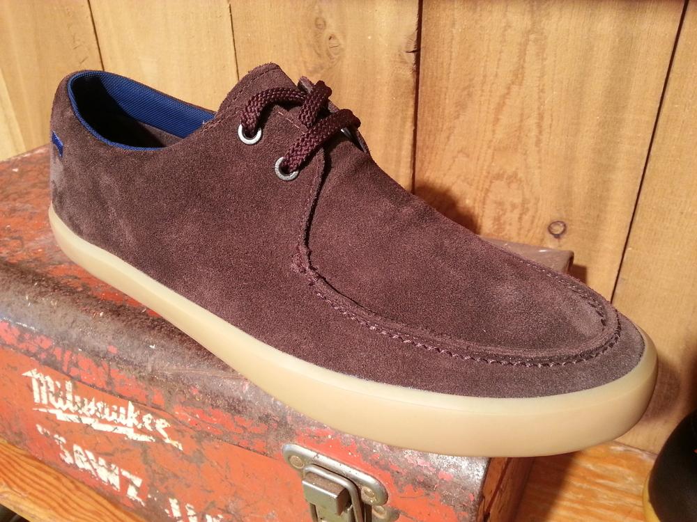Camper Peu Cami Chukka. Market Street Shoes.