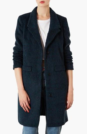 Topshop. Boyfriend coat. Nordstrom. $178.