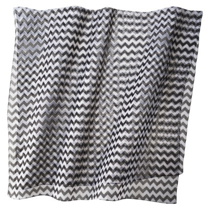 Oversized chevron scarf. Target. $19.99.
