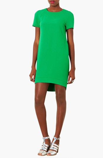 Topshop Crepe shift dress. Nordstrom. $80.