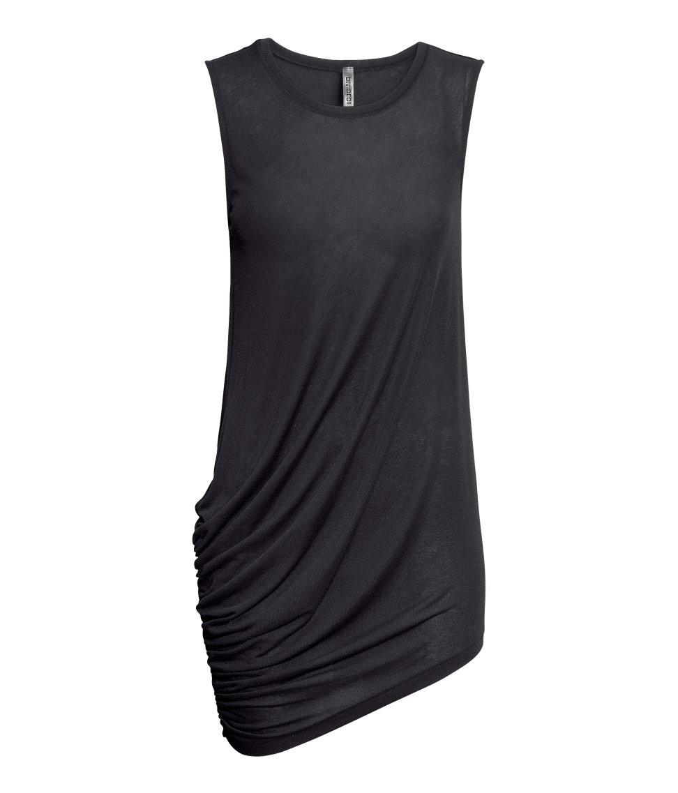 Draped dress. H&M. Was: $24.95. Now: $15.