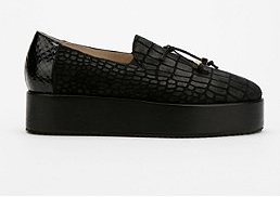 New Kid Claude Flatform loafer. Urban Outfitters. $180.