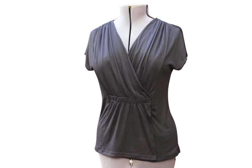 Post Mastectomy shirt. Custom made options available. Cocoon Styles. $50.