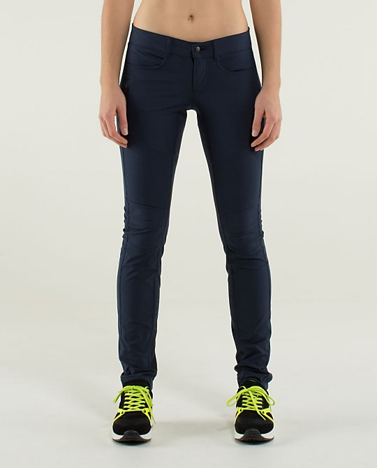 Lululemon Bust a move pant. Available in multiple colors. Lululemon.com $129.