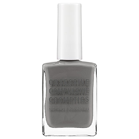 Obsessive compulsive cosmetics. True grey. Sephora. $10.
