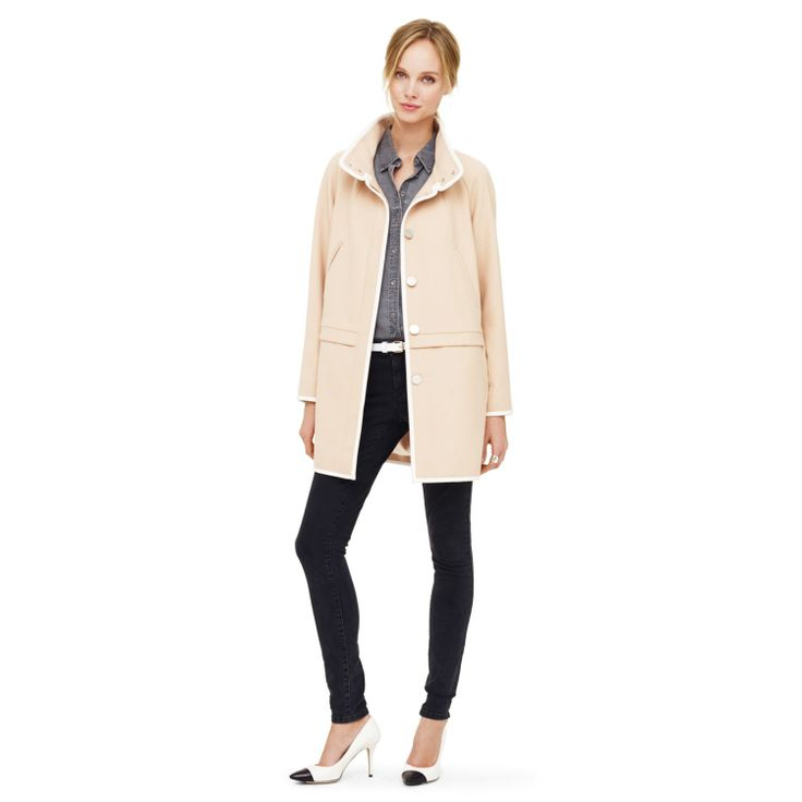 Voleta Coat. Club Monaco. $429.