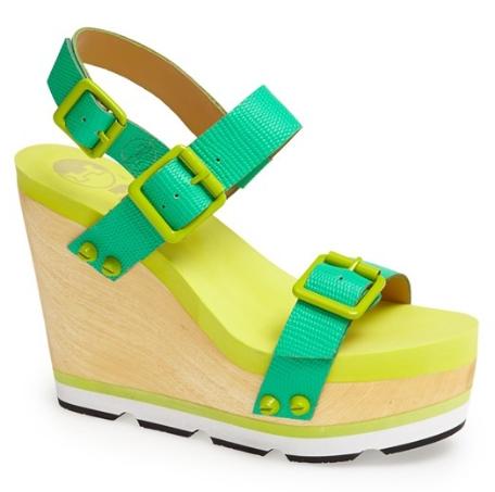 Flogg Claudia wedge platform sandal. Nordstrom. $159.95.