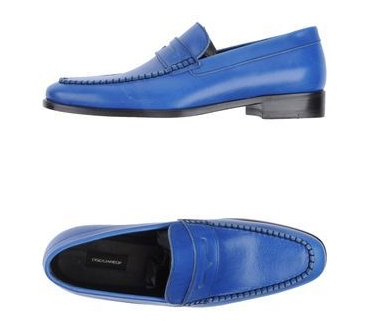 Dsquared2 Moccasins. Yoox.com. Was: $325 Now: $109.