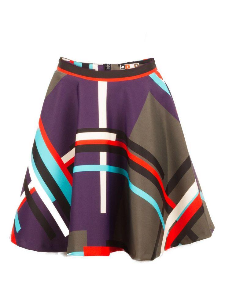 MSGM Neoprene Skirt. Les Nouvelles. Was: $691. Now: $276.50