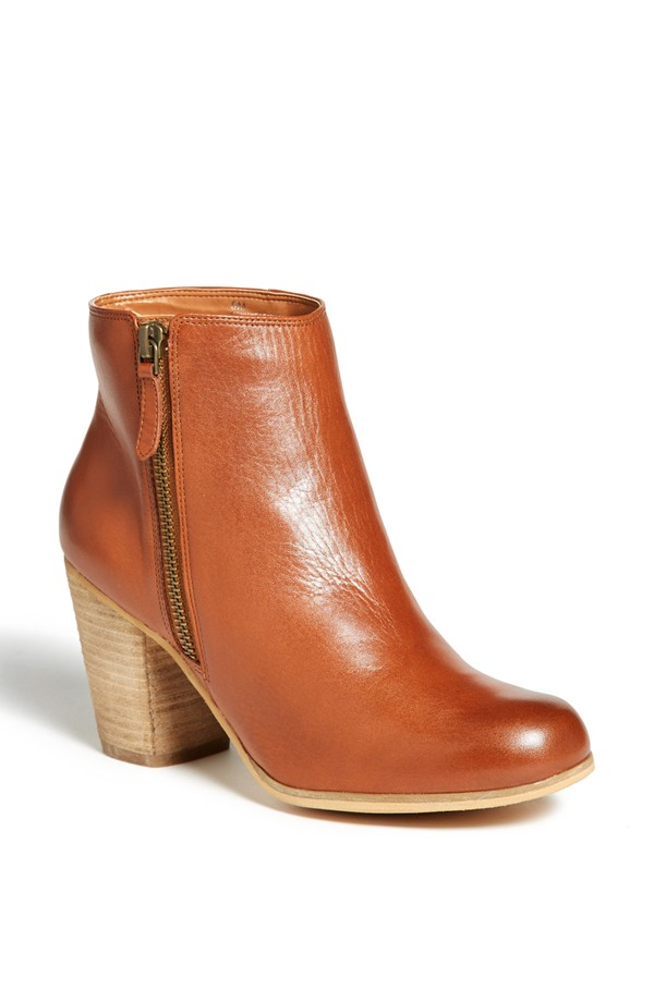 BP Trolley leather ankle bootie. Available in multiple colors. Nordstrom. $99.95