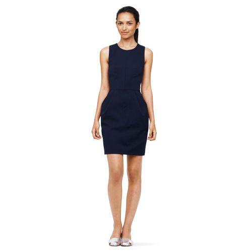 Salma open back cotton dress. Club Monaco. Was: $198.50. Now: $139.