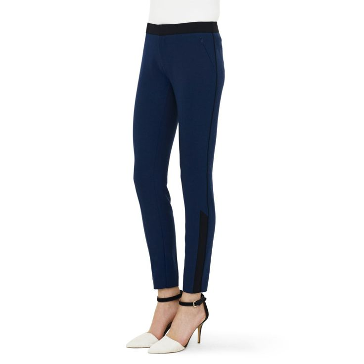 Martine cropped pant. Also available in black. Club Monaco. $159.50