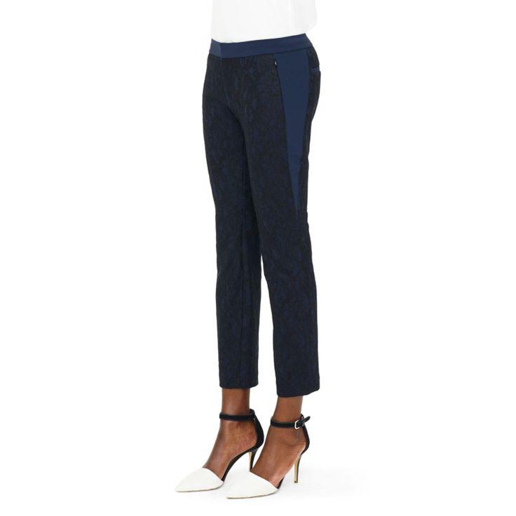 Gabriella lace cropped pant. Club Monaco. $169.50