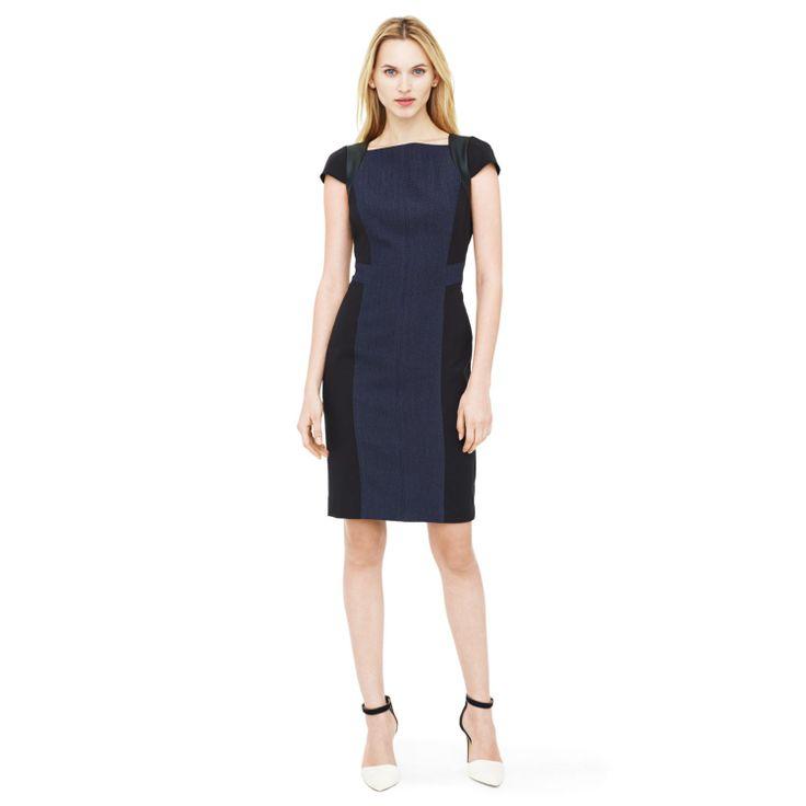 Celeste sheath dress. Club Monaco. $229.