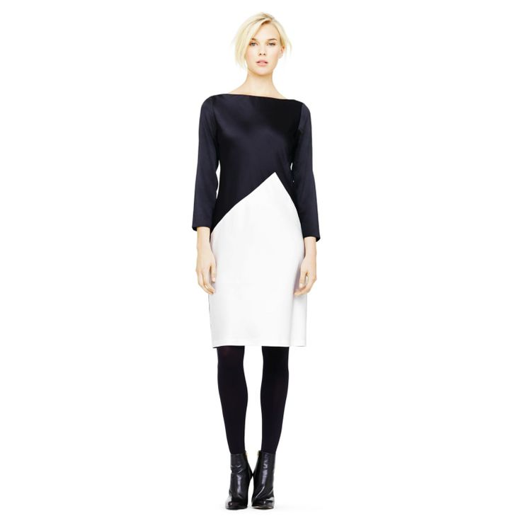 Geraldine silk charmeuse dress. Club Monaco. Was: $349 Now: $279.