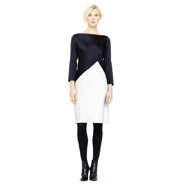 Geraldine silk charmeuse dress. Club Monaco. Was: $349 Now: $279.