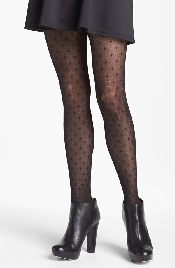 SPANX Dotted lines shaping tights. Nordstrom. $32.