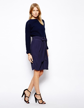 ASOS Wrap pencil skirt. ASOS. $56.46.