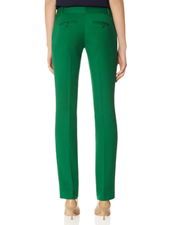 Drew buttoned simply straight pants. Available in multiple colors. The Limited. $89.95.