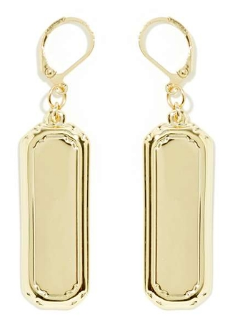 Irina earrings. Nasty Gal. $15.