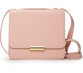 Subtle thing cross body bag. Multiple pastel colors available. Forever21. $16.80.