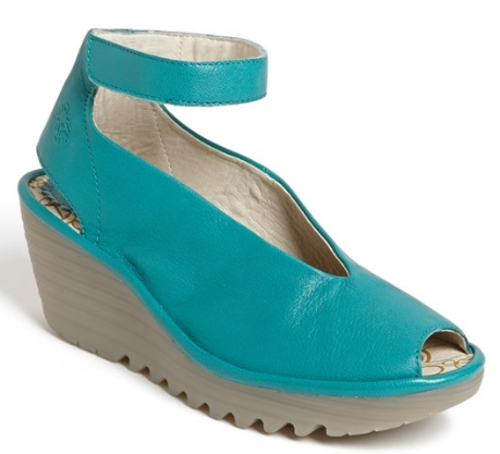 Fly London Yala sandal. Nordstrom. Was: $169.95 Now: $127.46