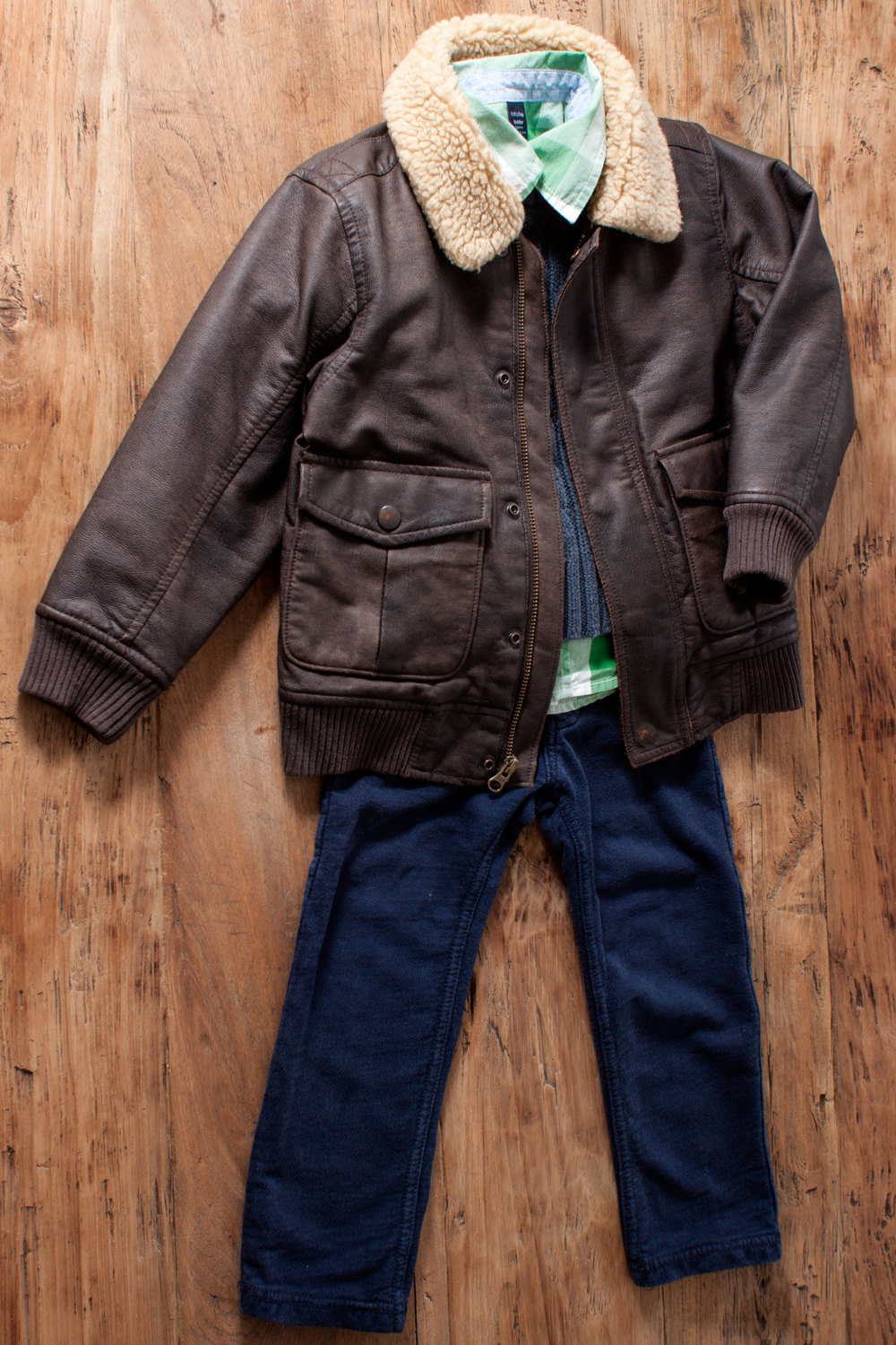 Image includes Boys Gap bomber jacket. Size: 5 Years. On Sale. $12.50.