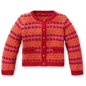 Girls Oilily Katje cardigan. Size: 80/ 12-18 months. The Rookery Kids. $58.