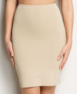 Jones New York Shaping slip. Available in black, nude. $26.