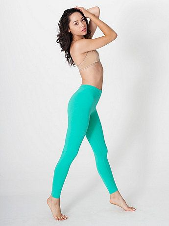American Apparel leggings. Available in endless color options. American Apparel. Was: $28 Now: $15.